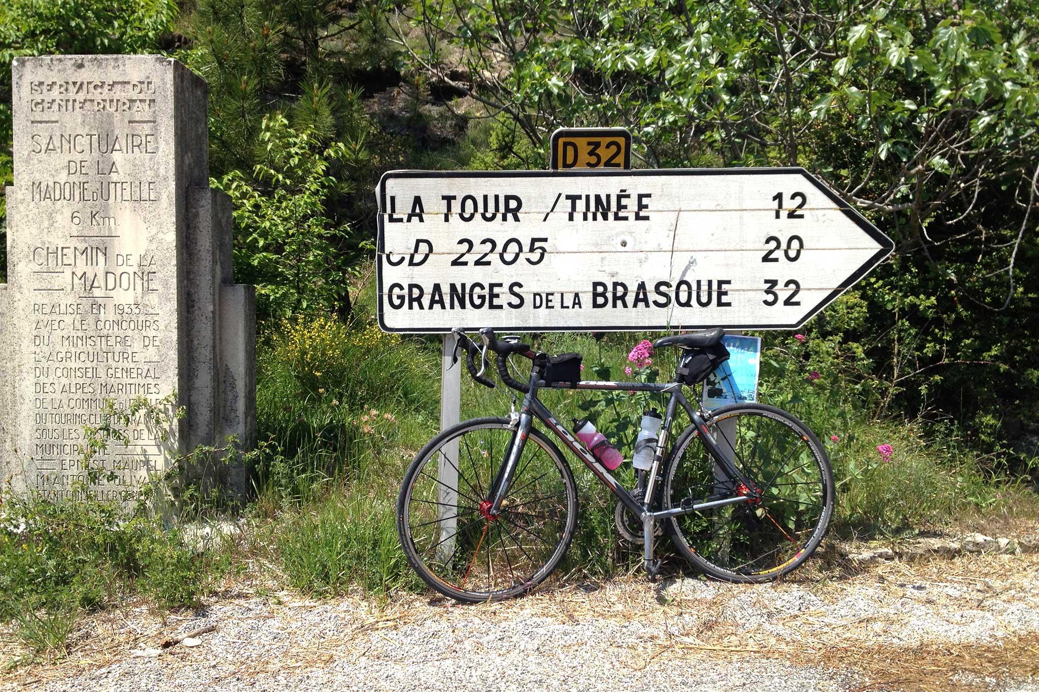 Steve and Carole In Vence - Levens, Utelle & La Tour