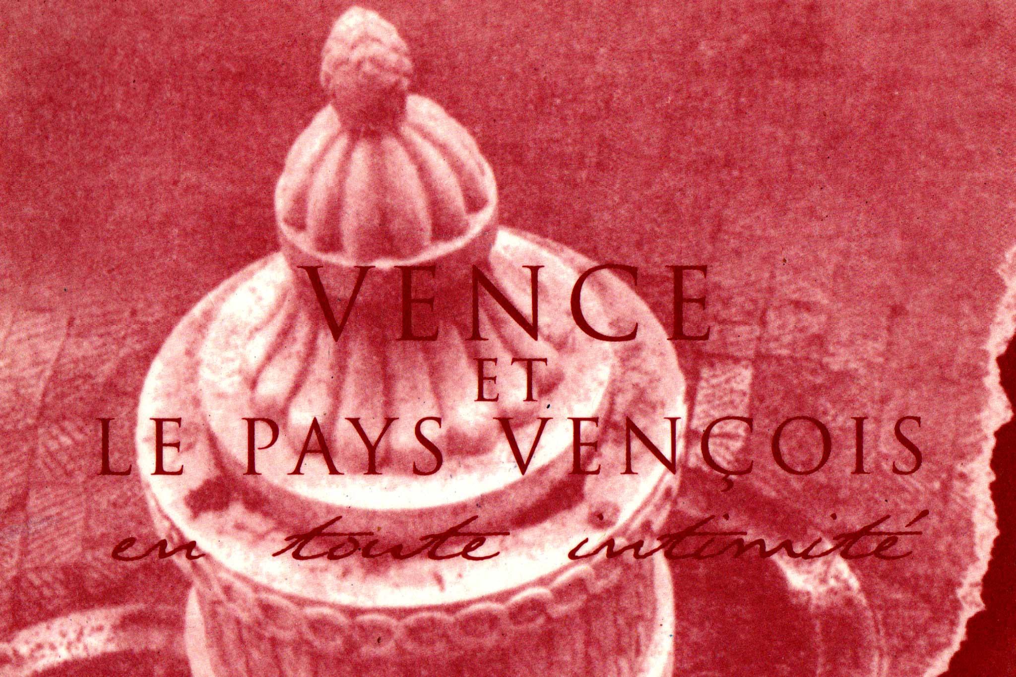 Steve & Carole in Vence - Vence et le Pays Vençois Booklet Download